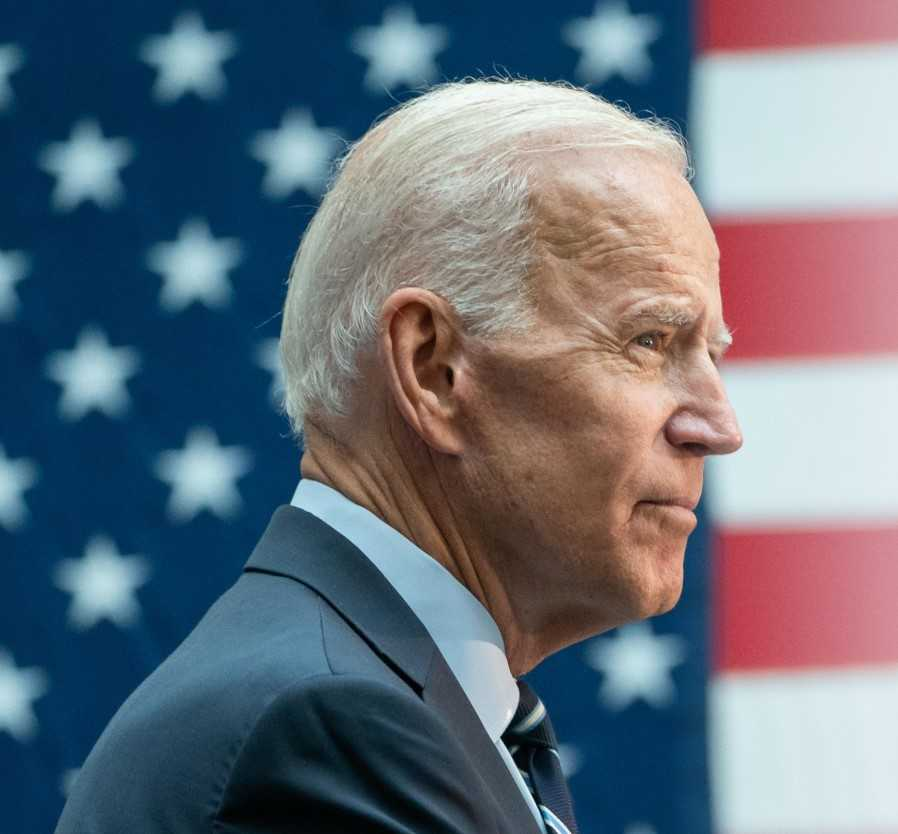 Guest Lecture by William Haltom: 100 Days with President Biden